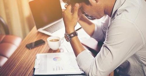 prove financial hardship