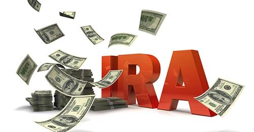 IRA investments change